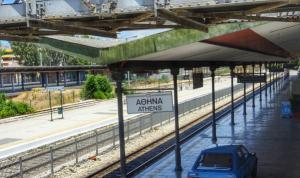 ΤΡΑΙΝΟΣΕ: Ταλαιπωρία για τους επιβάτες στο Σταθμό Λαρίσης