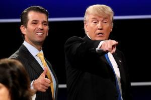 Μεγάλο σκάνδαλο! Θυμίζει εποχές Νίξον – Ο γιος του Τραμπ κατηγορείται για προδοσία