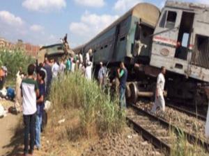 Σύγκρουση τρένων στην Αλεξάνδρεια! Τουλάχιστον 36 νεκροί – Πολλοί τραυματίες
