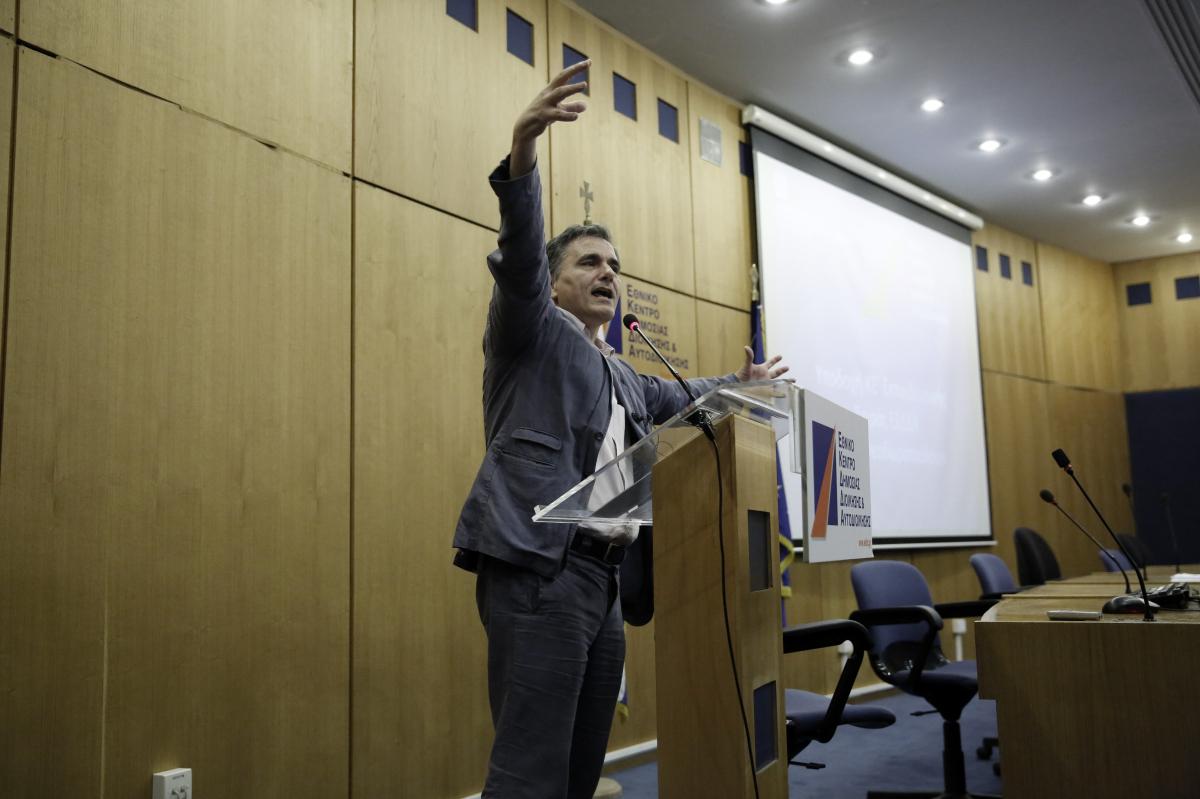 Τσακαλώτος: Την Παρασκευή θα πάρουμε τη δόση