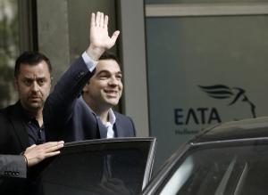 Ο Αλέξης Τσίπρας στο Παραγωγικό Συνέδριο της Στερεάς Ελλάδας