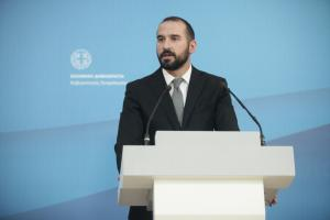 Τζανακοπουλος: Η ελληνική οικονομία έχει περάσει σε φάση δυναμικής ανάκαμψης