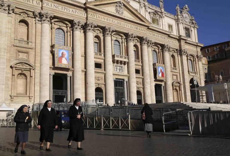 """""""Τρέμουν"""" στο Βατικανό μετά τις απειλές του ISIS! """"Είναι θέμα χρόνου"""""""