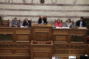 Τέλος Ιουλίου η συζήτηση της πρότασης της ΝΔ για εξεταστική για τον Πάνο Καμμένο