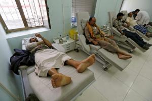 Υεμένη: Πάνω από μισό εκατομμύριο τα κρούσματα χολέρας – Σχεδόν 2.000 οι νεκροί