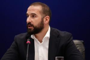 """Τζανακόπουλος: Ο Χατζηδάκης """"κουμπώνει"""" με την ακροδεξιά εξαλλοσύνη του Άδωνι"""