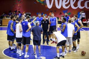 Ελλάδα – Ρωσία: Πανέτοιμη για τον προημιτελικό του Eurobasket 2017