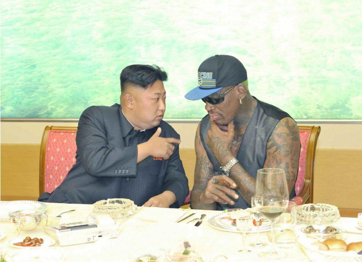 """Ρόντμαν: """"Η φιλία μου με τον Κιμ Γιονγκ Ουν ελπίζω να αποτρέψει τον πόλεμο"""" - Αποκαλύπτει πως είναι σαν άνθρωπος ο ηγέτης της Βόρειας Κορέας [pics, vids]"""