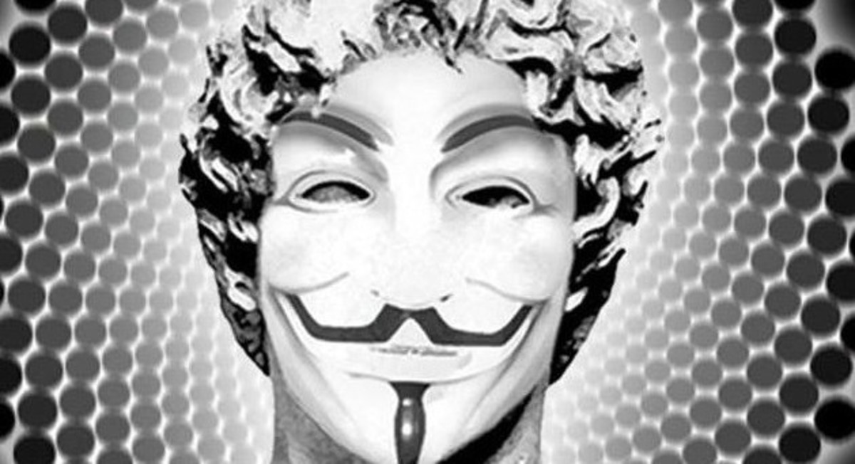 "Anonymous: Νέα επίθεση στην Ελλάδα - ""Ρίξαμε την σελίδα της Τράπεζας της Ελλάδος""! Νέες απειλές"