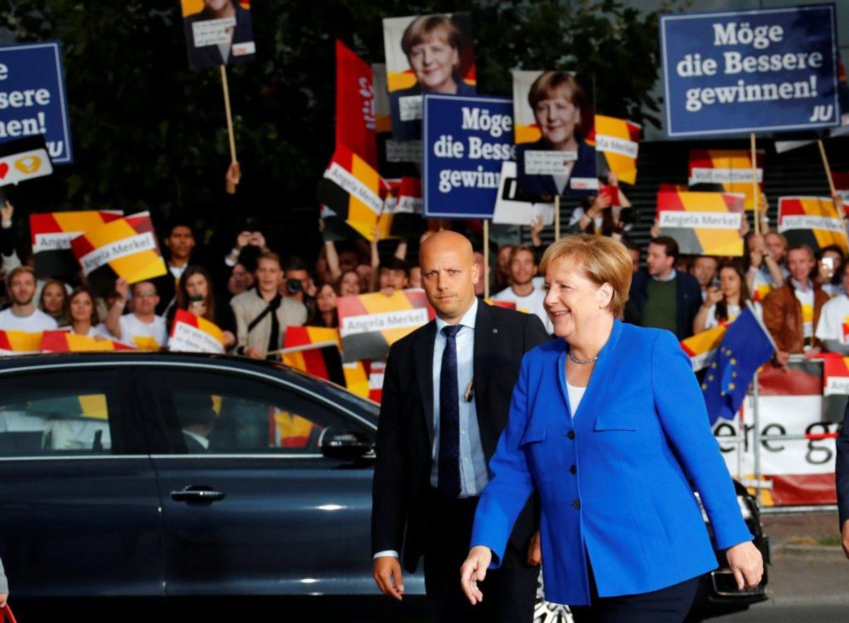 """2017: Μια χρονιά που """"σημάδεψε"""" τη Γερμανία"""