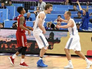 Eurobasket 2017: Πώς… σταματάει ο Μάρκανεν στο Ελλάδα – Φινλανδία