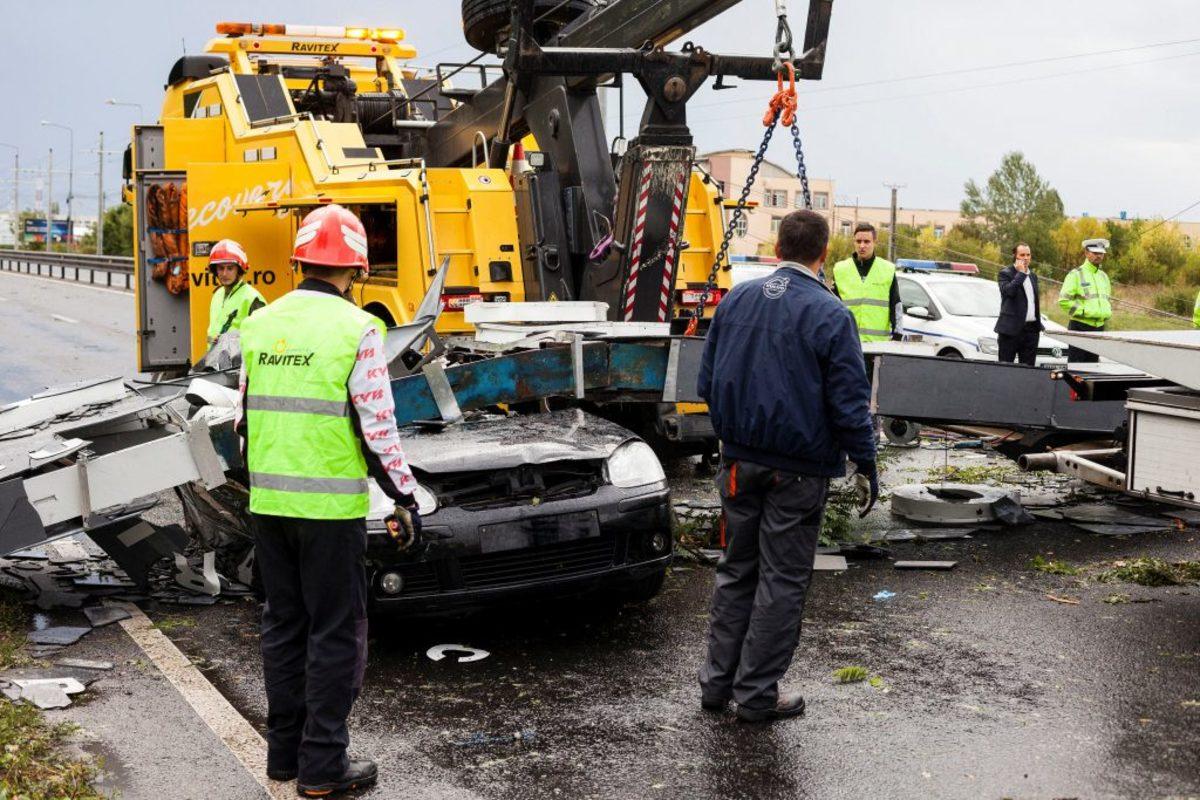 Θρήνος στη Ρουμανία: Τουλάχιστον 8 νεκροί και 67 τραυματίες από καταιγίδα [pics]