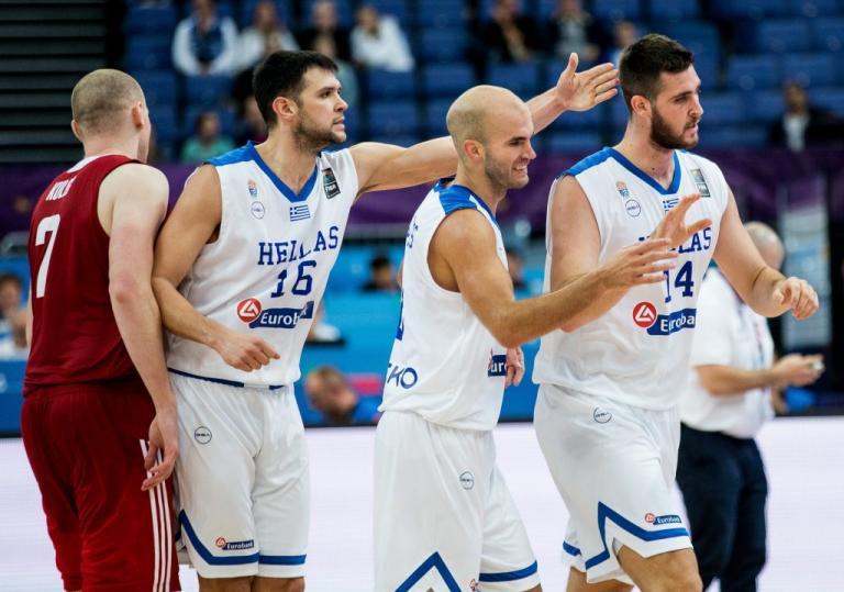 """Ελλάδα – Πολωνία: """"Αντέδρασε"""" και πέρασε στους """"16"""" του Eurobasket 2017"""