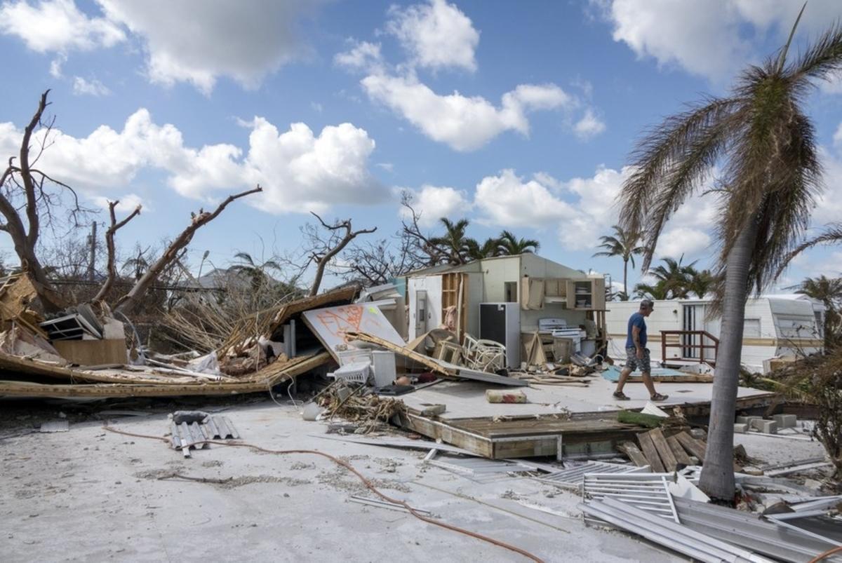 κυκλώνας Ίρμα
