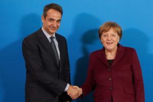 Γερμανικές εκλογές: Η επιστολή Μητσοτάκη στη Μέρκελ