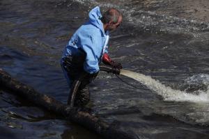 Πετρελαιοκηλίδα: Μηνύσεις από Μώραλη και WWF!
