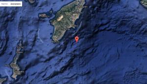 Ισχυρός σεισμός κοντά στη Ρόδο