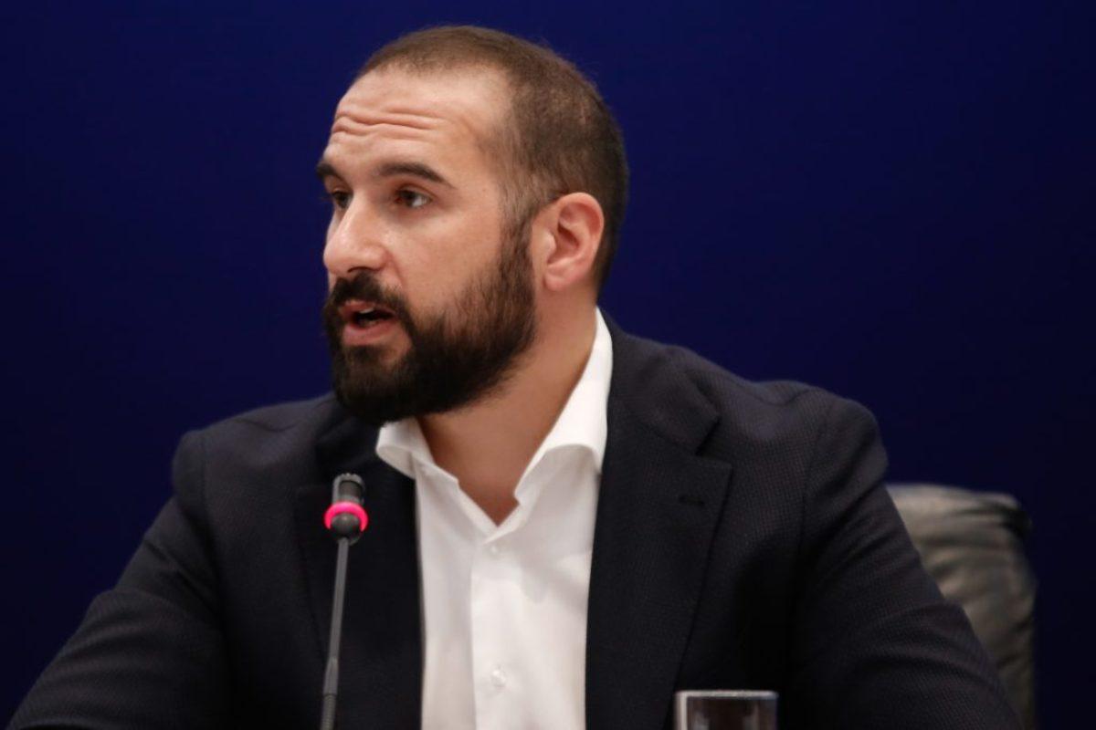 Τζανακόπουλος: Συμμαχία ακροδεξιών και νεοφιλελεύθερων στην ηγεσία της ΝΔ