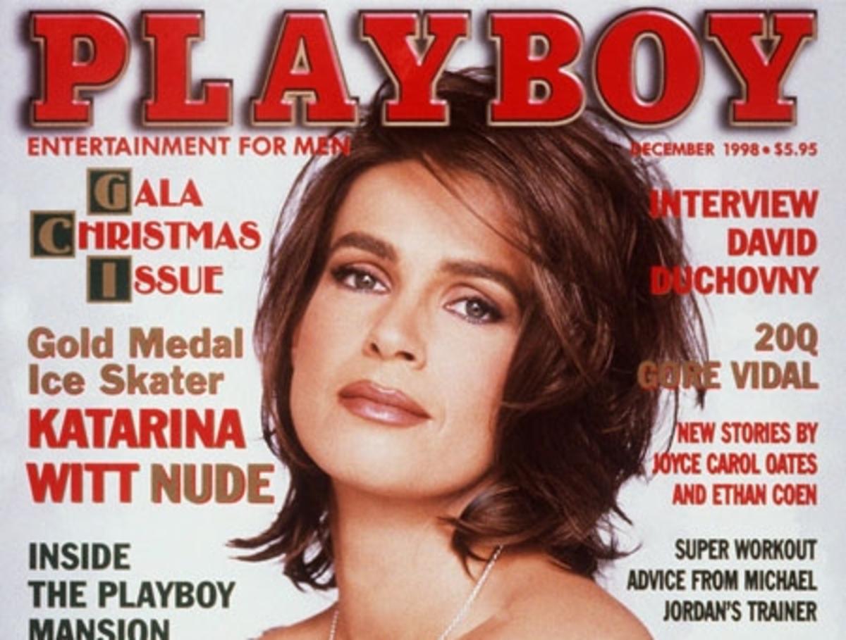 Οταν ο Χέφνερ… ξεπούλαγε με την Καταρίνα Βιτ στο Playboy! [pics]