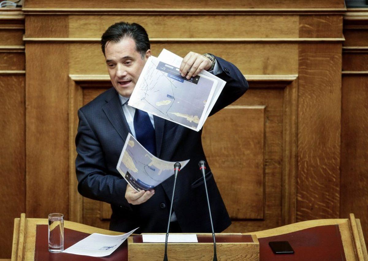Γεωργιάδης σε Κουρουμπλή: Αναδείχθηκες στην πολιτική ως ρουσφετάκιας!