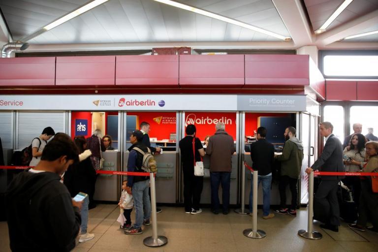Air Berlin: Έπεσε περονόσπορος – Ακύρωσε 100 πτήσεις – Μαζικές ασθένειες πιλότων