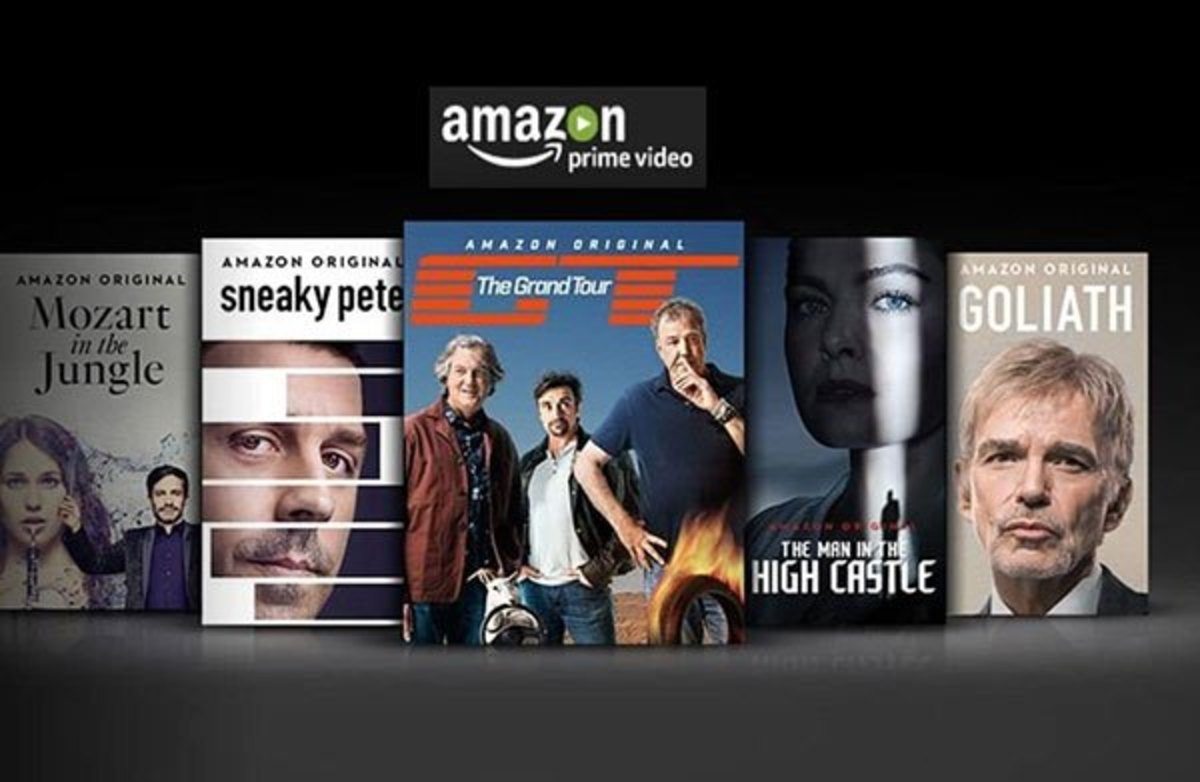 Amazon Prime Playstation Playstore