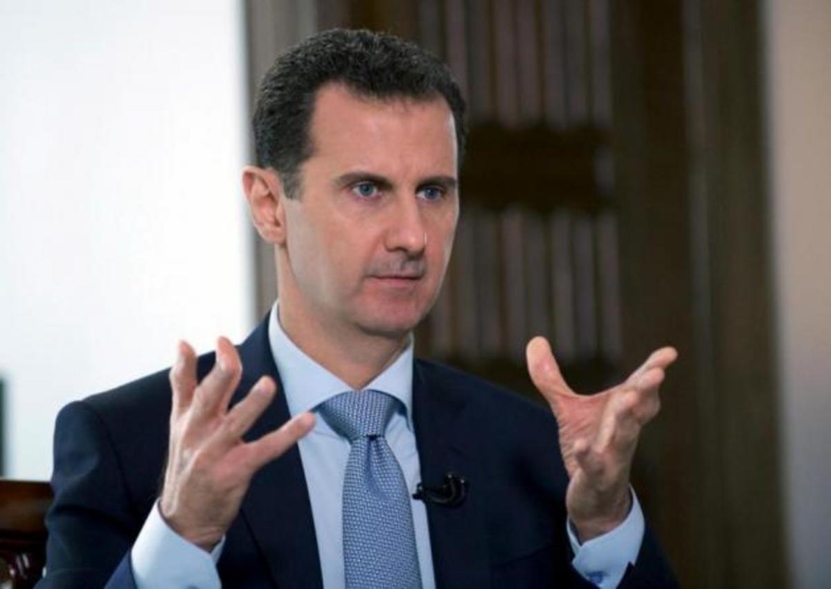 Μπασάρ αλ-Άσαντ