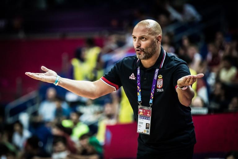 "Eurobasket 2017: ""Τρελάθηκε"" ο Τζόρτζεβιτς! Την ""έπεσε"" στους διαιτητές"