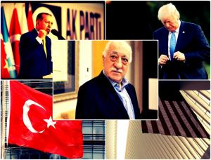 """Ερντογάν: """"Ανταλλάζει"""" αμερικανό πάστορα για τον Γκιουλέν!"""
