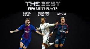 FIFA: Οι υποψήφιοι για τα βραβεία του κορυφαίου παίκτη και προπονητή!