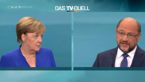 """Γερμανικές εκλογές – debate: Επικράτηση """"κατά κράτος"""" της Μέρκελ δείχνουν οι εκτιμήσεις"""