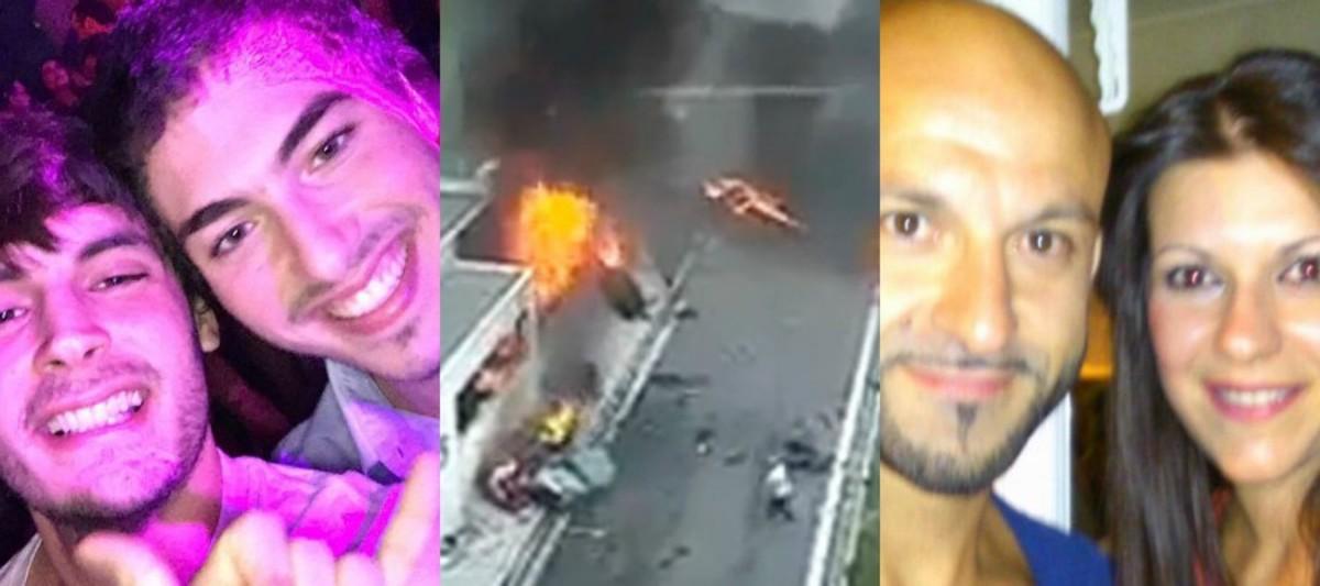 Τροχαίο Αθηνών – Λαμίας: Αποκαλύψεις σοκ! Η Πόρσε έτρεχε με 320 χλμ - 2,5 δευτερόλεπτα χρειάστηκαν για την τραγωδία! Νέο βίντεο ντοκουμέντο