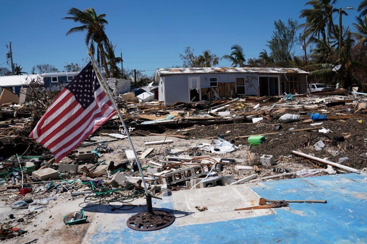 Κυκλώνας Ίρμα Φλόριντα
