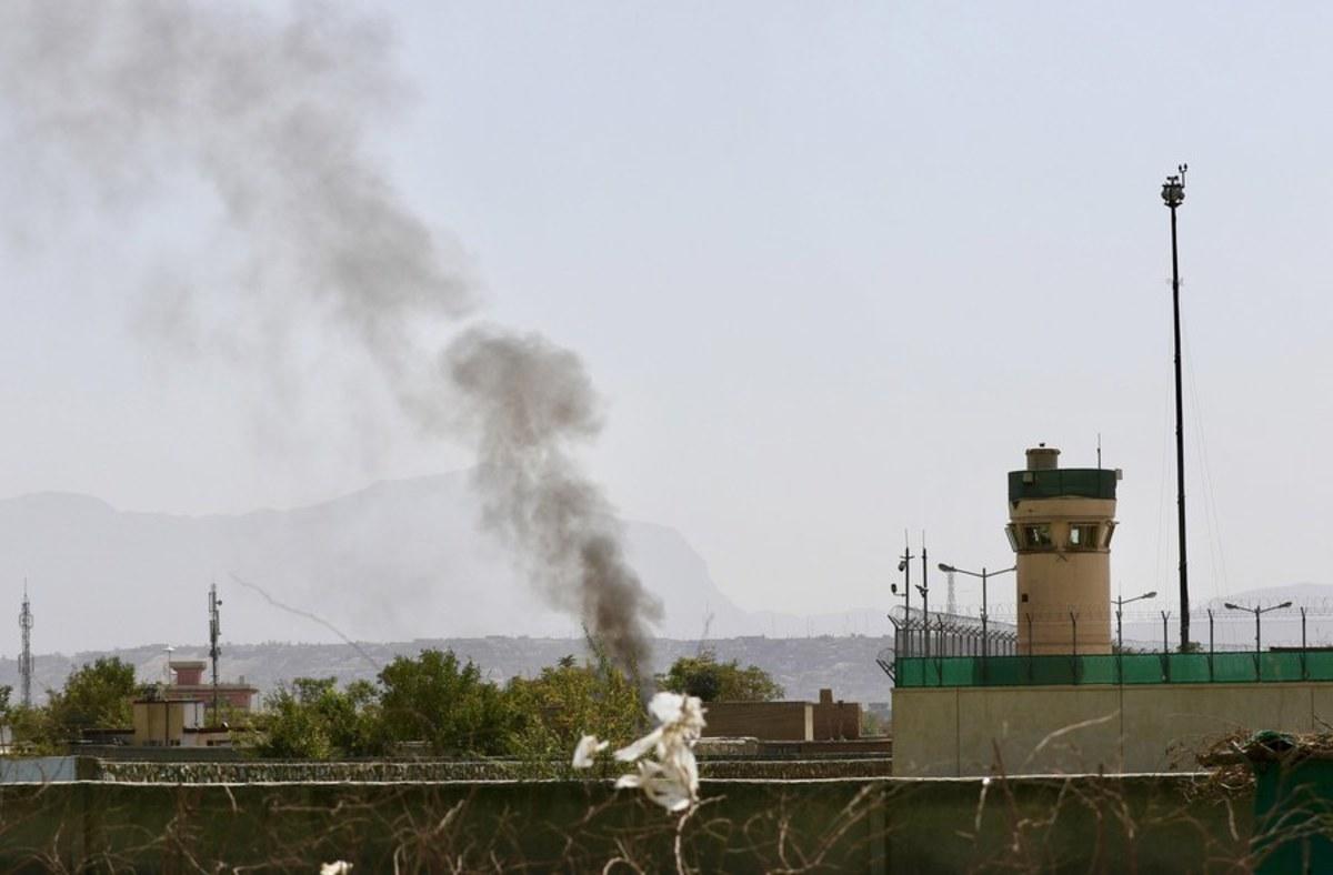 Ταλιμπάν ISIS Καμπούλ