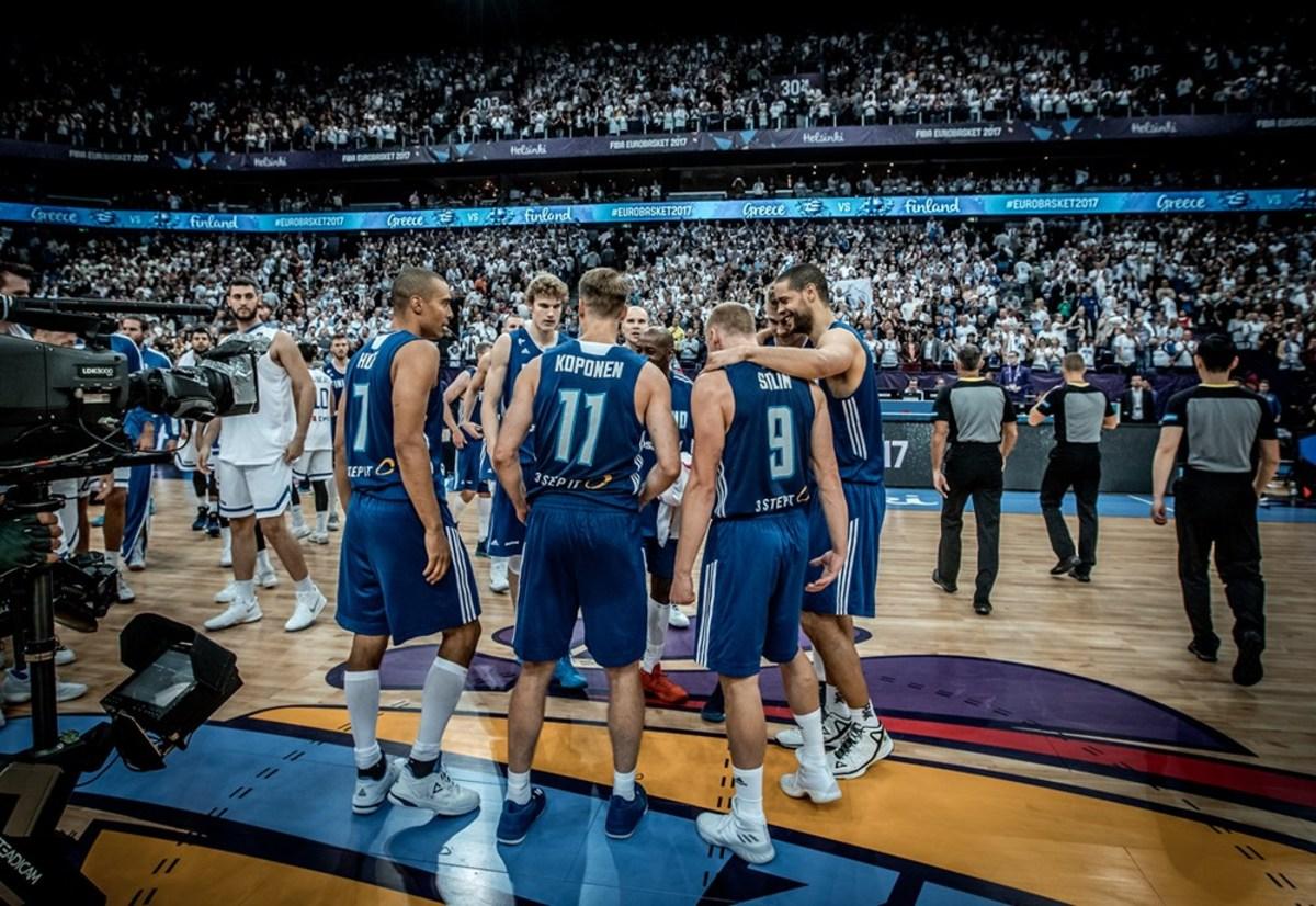 Eurobasket 2017: Ο Κόπονεν τρόλαρε τους παίκτες της Εθνικής Ελλάδας [pic]