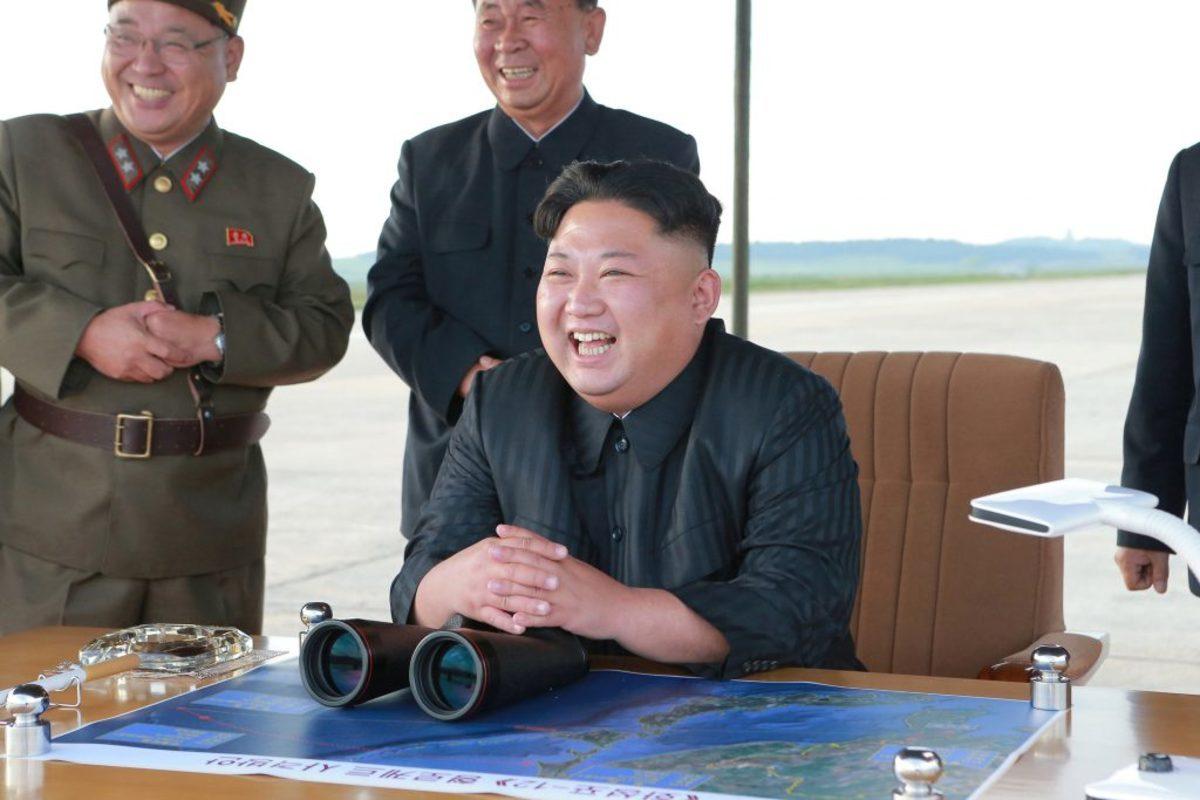 Βόρεια Κορέα ΗΠΑ Τραμπ Κιμ Γιονγκ Ουν