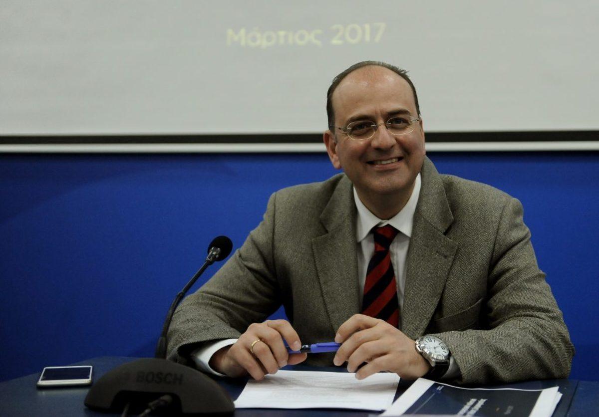 ΔΕΘ 2017 – Λαζαρίδης: Ο Μητσοτάκης έχει σχέδιο και θέσεις