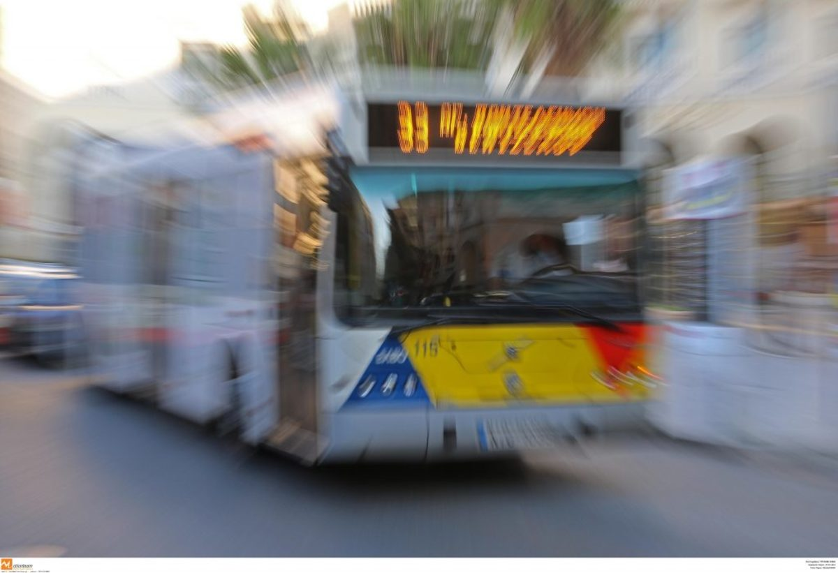 Θεσσαλονίκη: Άγρια ληστεία με τραυματισμό σε λεωφορείο του ΟΑΣΘ – Πανικός πίσω από τον οδηγό