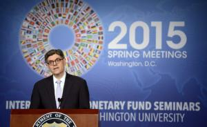 Τζακ Λιού: Συμφωνώ με το ΔΝΤ για το χρέος – Υπάρχει ακόμη δουλειά να γίνει στην Ελλάδα