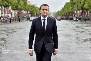 Guardian: Από την Πνύκα ο Μακρόν θα περιγράψει το όραμά του για την Ευρώπη