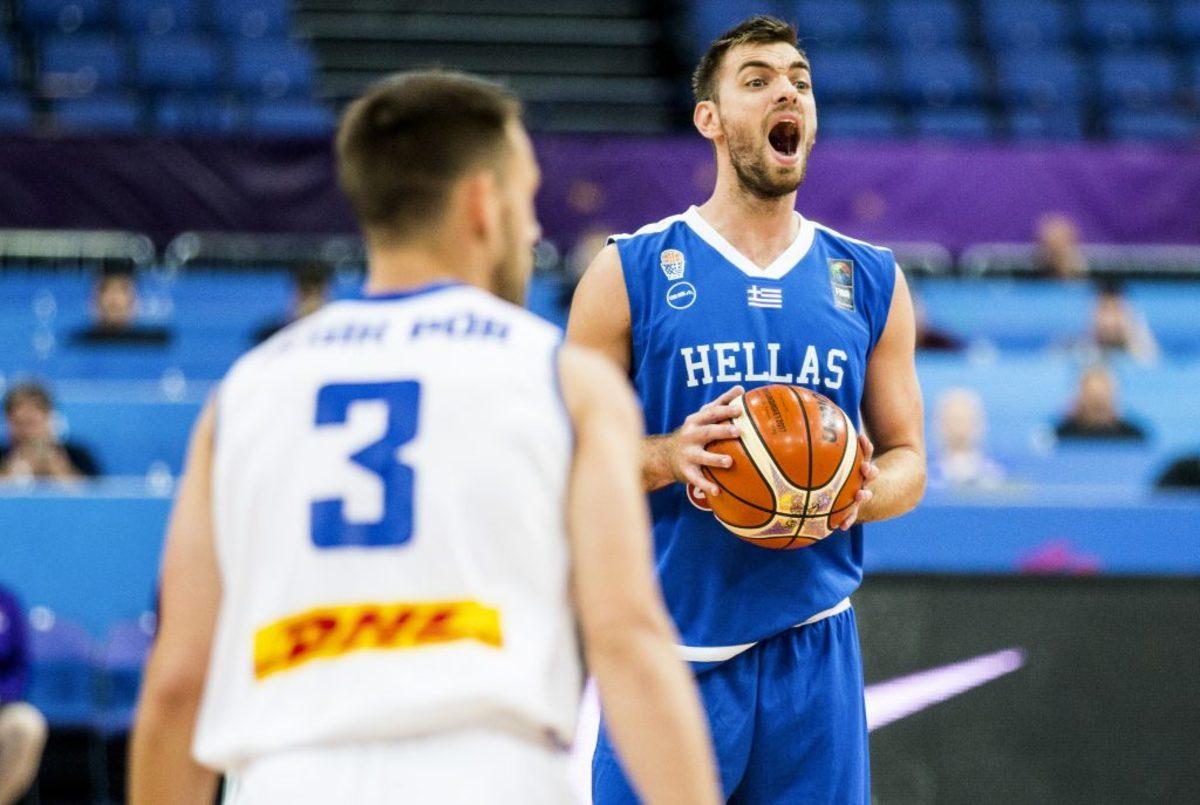 Eurobasket 2017 – Εθνική Ελλάδας: Παίζει με Γαλλία ο Μάντζαρης!