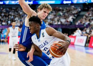 Eurobasket 2017: Ο Μαρκάνεν κάρφωσε την Εθνική Ελλάδας