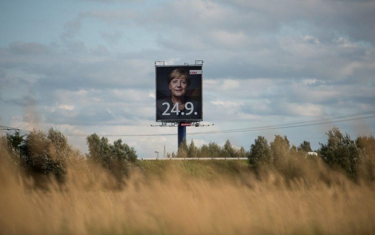 Μέρκελ Σουλτς γερμανικές εκλογές δημοσκόπηση