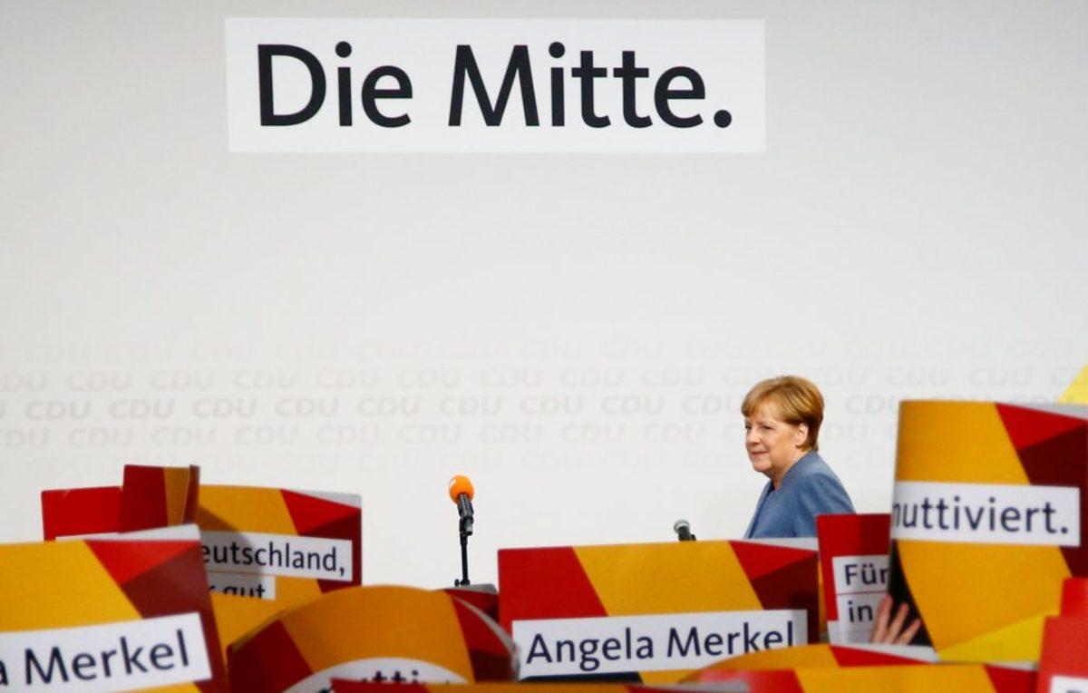γερμανικές εκλογές Μέρκελ Βρυξέλλες