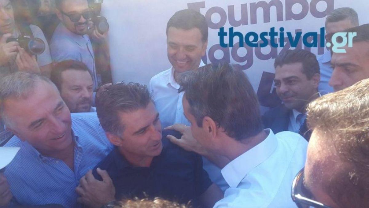 """ΔΕΘ 2017: Τους """"τρόλαρε"""" ο Μητσοτάκης! """"Καλή ευρωπαϊκή πορεία στον ΠΑΟΚ"""" [vid]"""