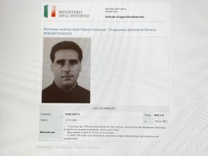 """Ρόκο Μοράμπιτο: Ο μαφιόζος που """"προδώθηκε"""" από την… κόρη του [pics]"""