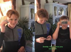 Παιδιά δεν έχουν ιδέα πώς λειτουργεί η κασέτα