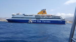 Άρχισε η επιχείρηση αποκόλλησης του Blue Star Patmos [vid]