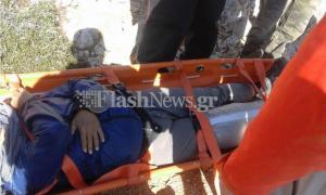 Κρήτη: Τη βρήκαν! Τέλος στην αγωνία για την τραυματισμένη τουρίστρια