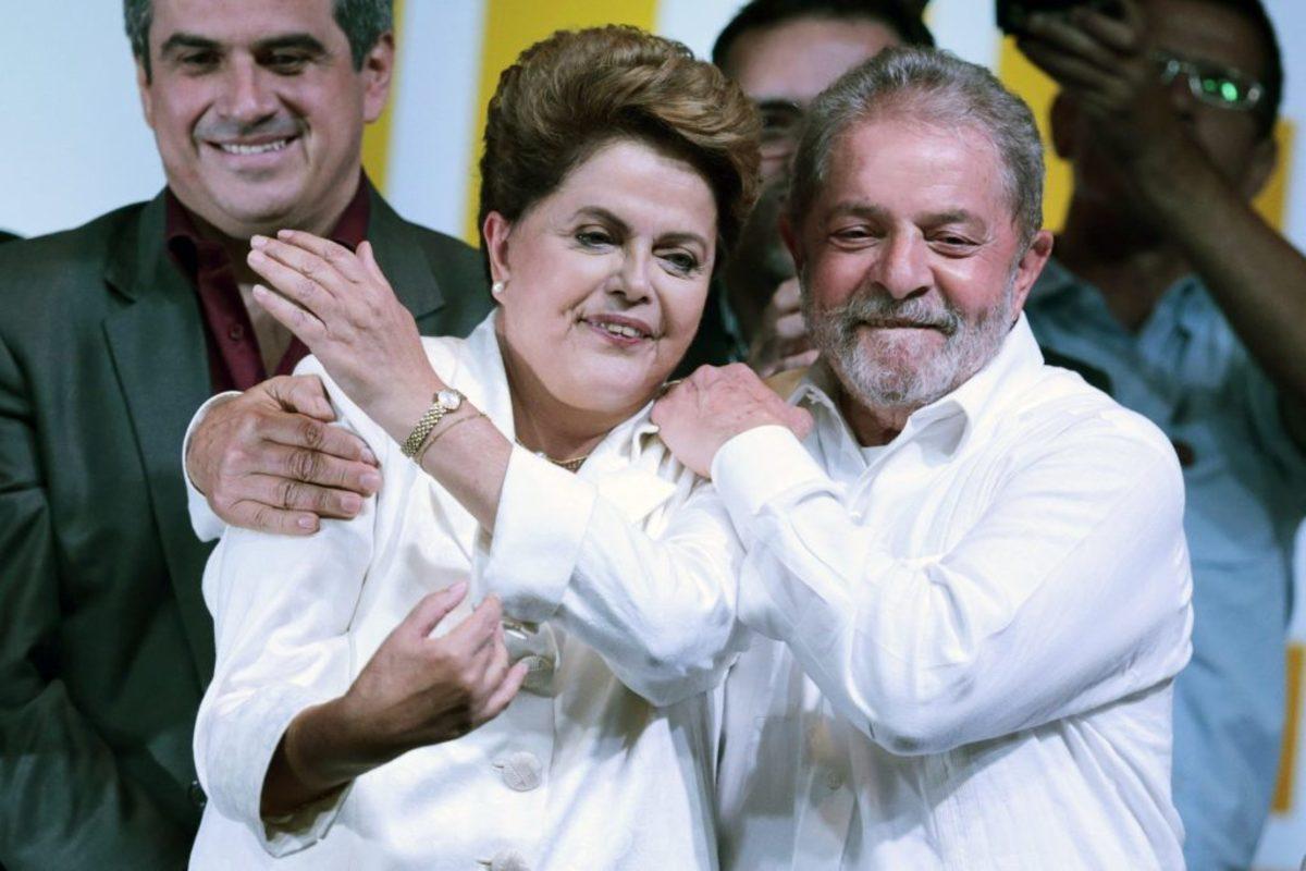 Λούλα - Ρούσεφ
